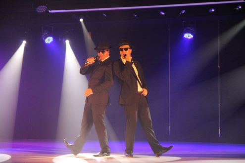 Los Blues Brothers