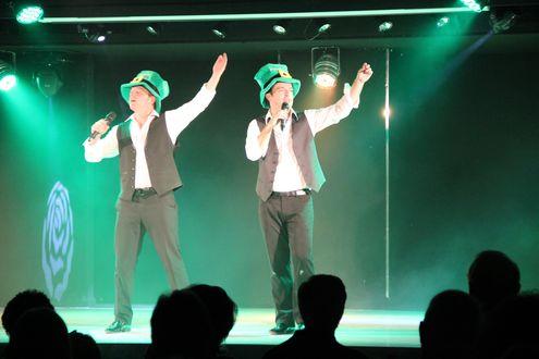 Canciones irlandesas