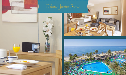 Deluxe Junior Suite en Sunset Beach Club