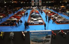 Salón Retro Auto y moto Malaga