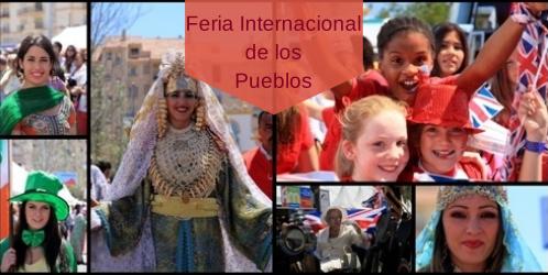 Feria Internacionalde los Pueblos en Fuengirola