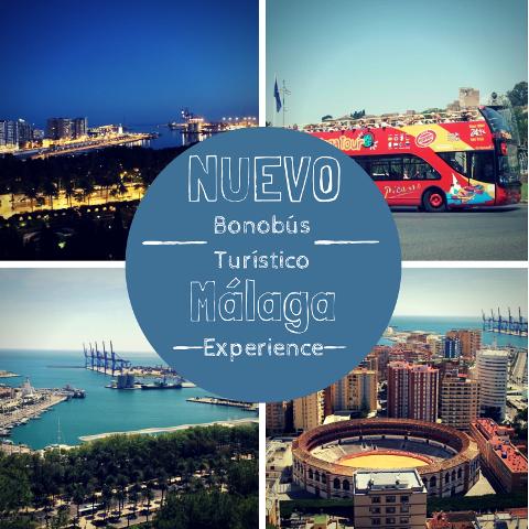 Malaga Experience - Nuevo Bonobús turístico en Málaga
