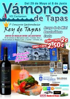 Ruta de la Tapa Arroyo de la Miel 2014
