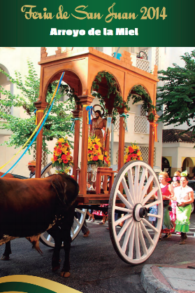 Feria de San Juan 2014 - Arroyo de la Miel