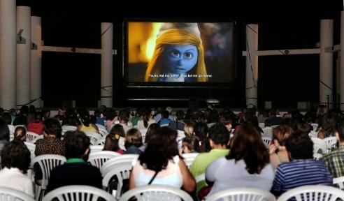 Cine de Verano 'Los Pitufos 2'