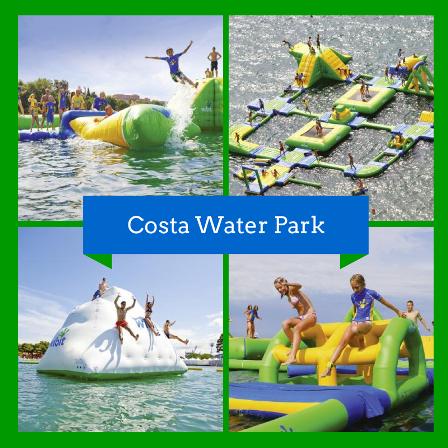 Costa Water Park en Fuengirola
