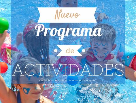 Programa de Actividades en Sunset Beach Club
