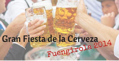 Gran Fiesta de la Cerveza Fuengirola 2014