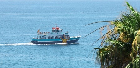 Starfish Ferry Benalmadena a Fuengirola