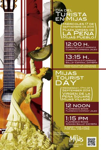Dia del Turista en Mijas