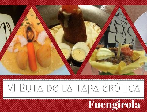 VI Ruta de la tapa erótica en Fuengirola