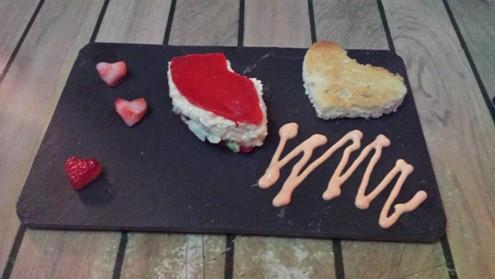 Foto de Tapa erótica en Hollywood Café-Pub, Fuengirola - Tus labios pa mi