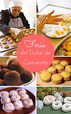 Feria del dulce de convento en el palacio de congresos de Torremolinos
