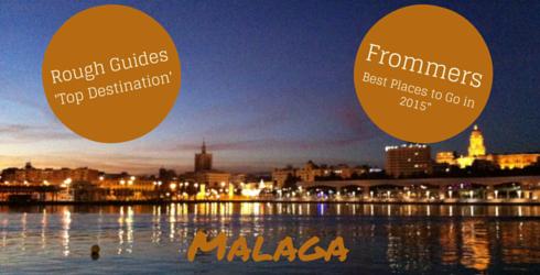 Malaga: Entre los mejores destinos turísticos del mundo