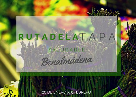 Ruta de la Tapa Saludable de Benalmádena