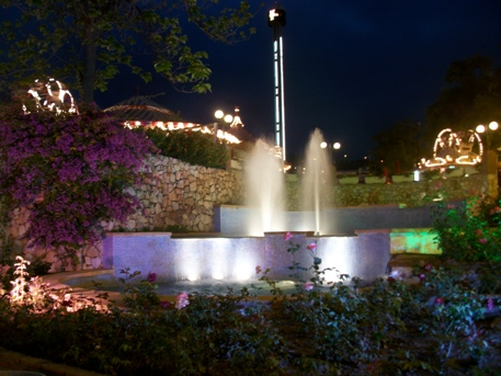 Foto de Tivoli World Benalmádena de noche