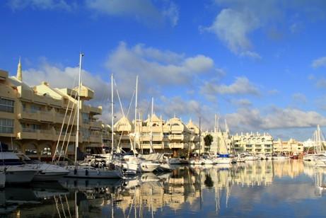 Puerto Marina en Benalmádena