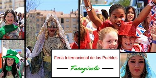 Feria Inernacional de los Pueblos en Fuengirola