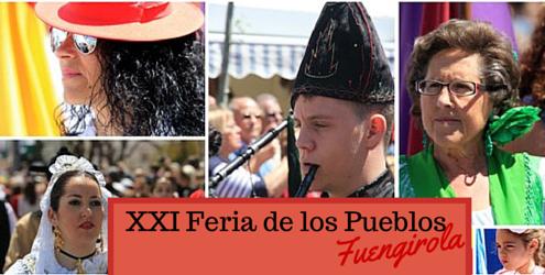 XXI Feria de los Pueblos de Fuengirola 2015