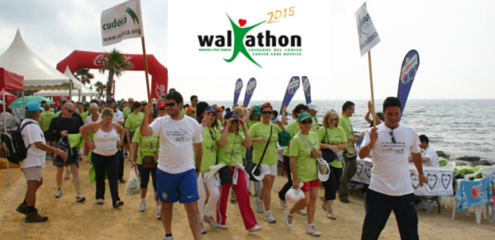 Walkathon Cudeca 2015