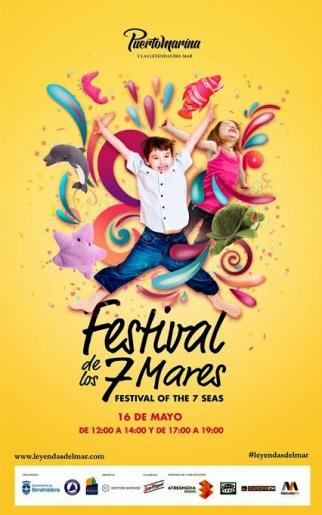Festival de los 7 Mares en Puerto Marina, Benalmadena
