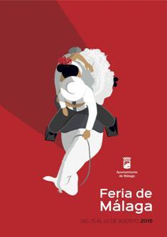 Cartel Feria de Málaga 2015
