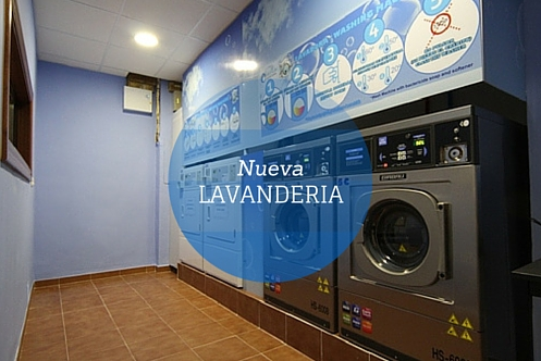 Nueva Lavandería en Sunset Beach Club