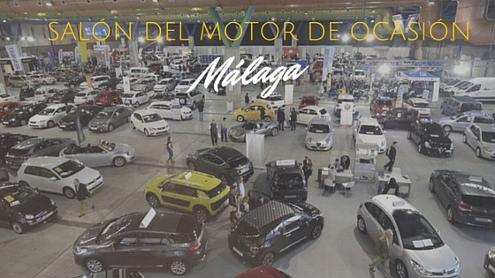 Salón del motor de ocasión de Málaga
