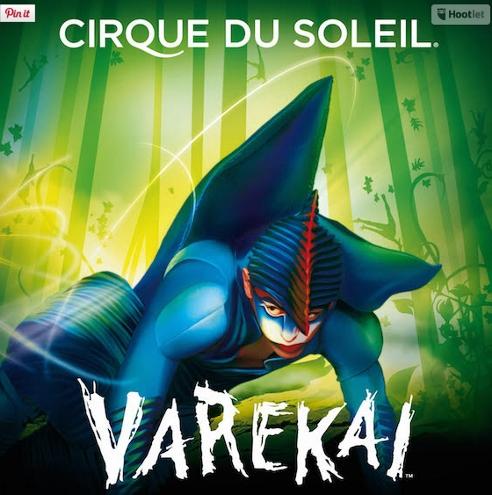 Circo del Sol en Malaga - Varekai