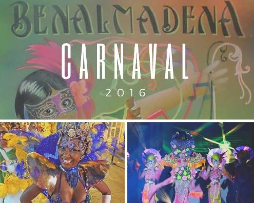 Carnaval Benalmadena 2016