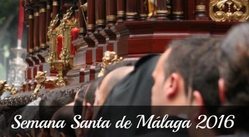 Semana Santa de Malaga 2016
