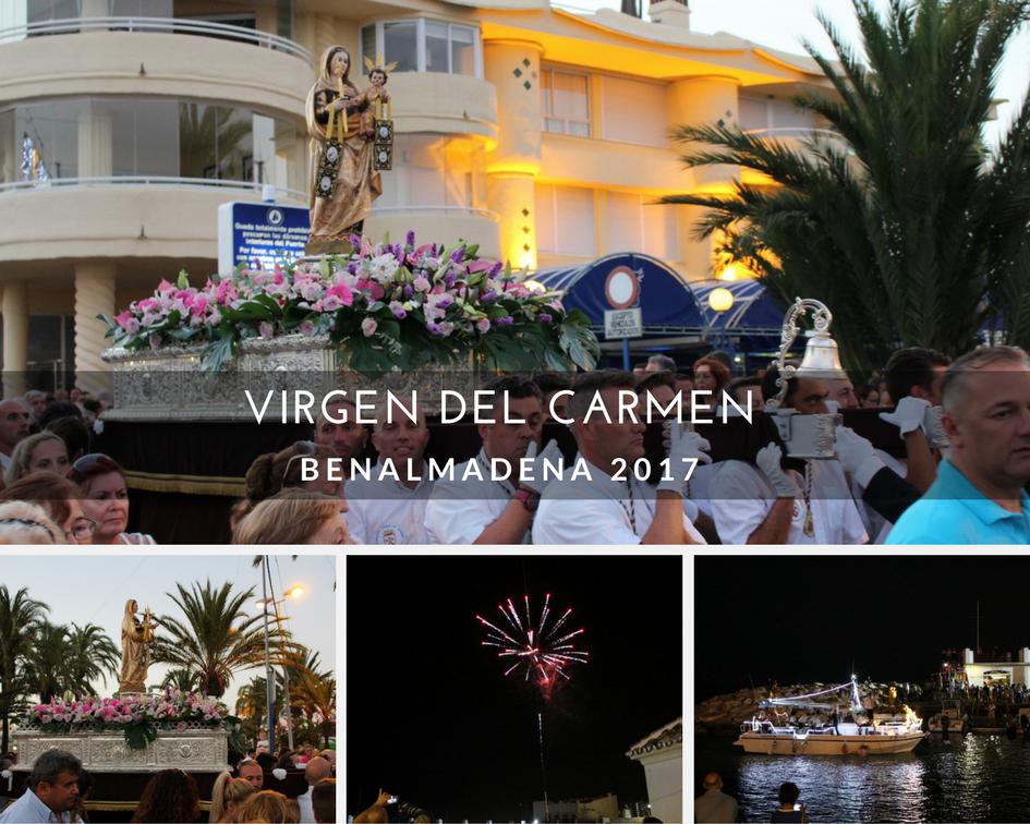 Virgen del Carmen 2017 en Benalmádena