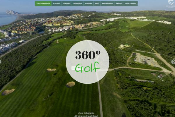 Herramienta Golf 360º