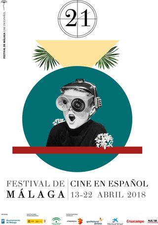 Cartel Festival de Cine de Málaga