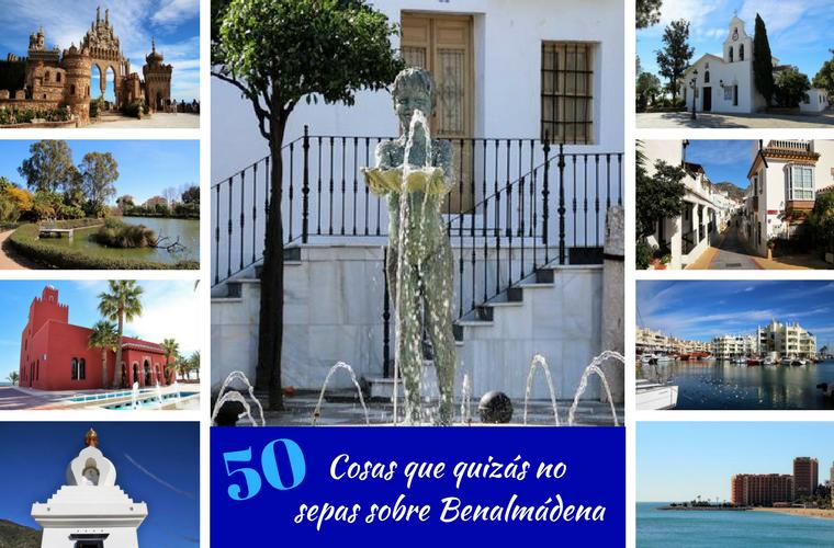 50 cosas que quizás no sepas sobre Benalmádena