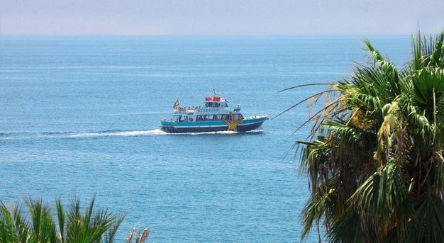 Ferry de Benalmádena a Fuengirola