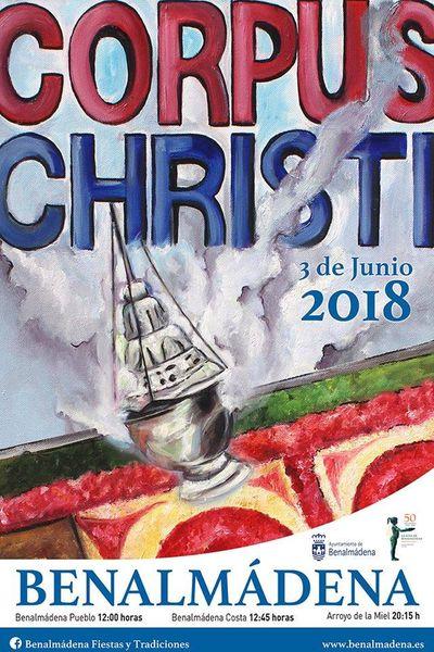 Corpus Christi Benalmadena 2018