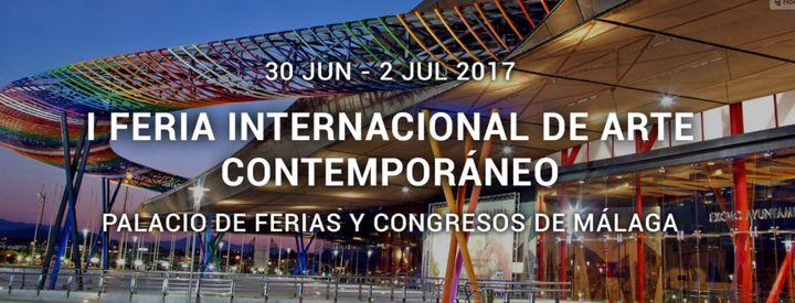 Feria internacional de arte contemporaneo - Malaga
