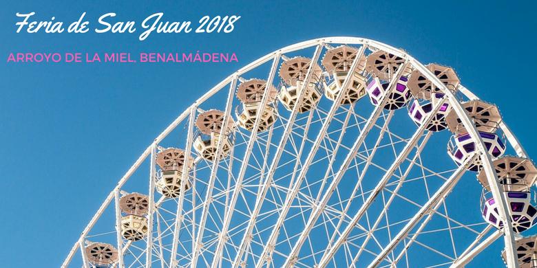 Programa Feria San Juan Arroyo de la Miel