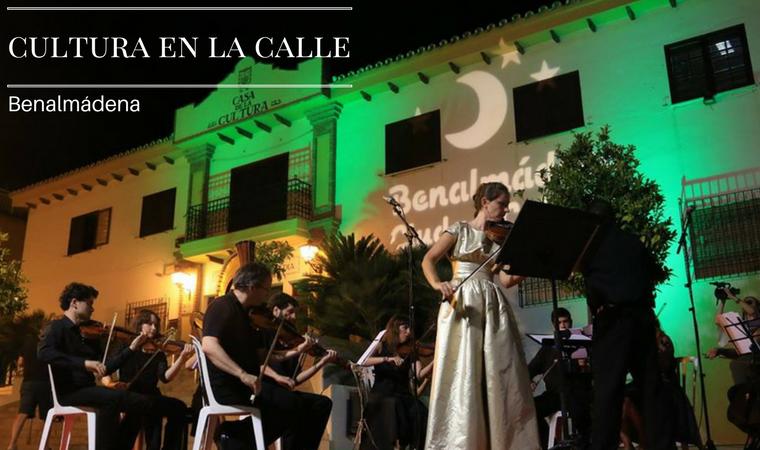 Cultura en la Calle - Benalmádena