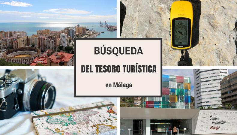 Búsqueda del tesoro turística en Málaga