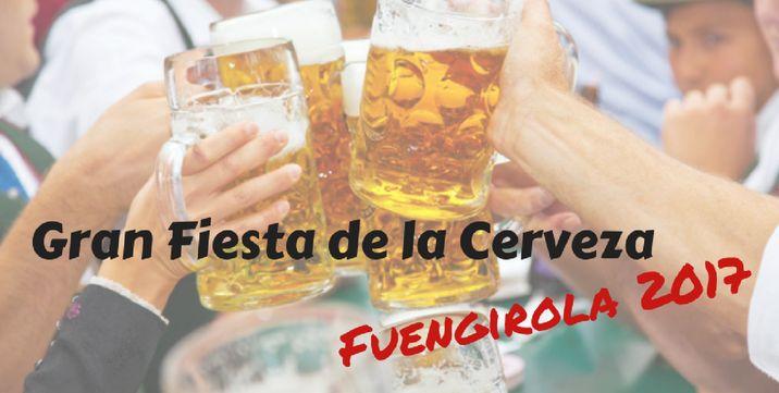 Gran Fiesta de la Cerveza en Fuengirola 2017