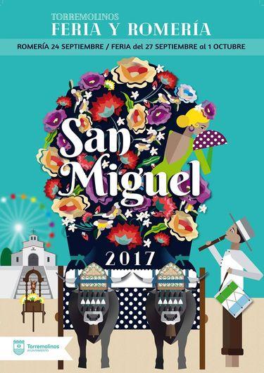Cartel Feria San Miguel Torremolinos
