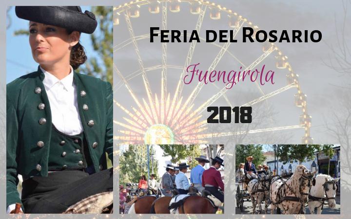 Feria del Rosario Fuengirola 2018