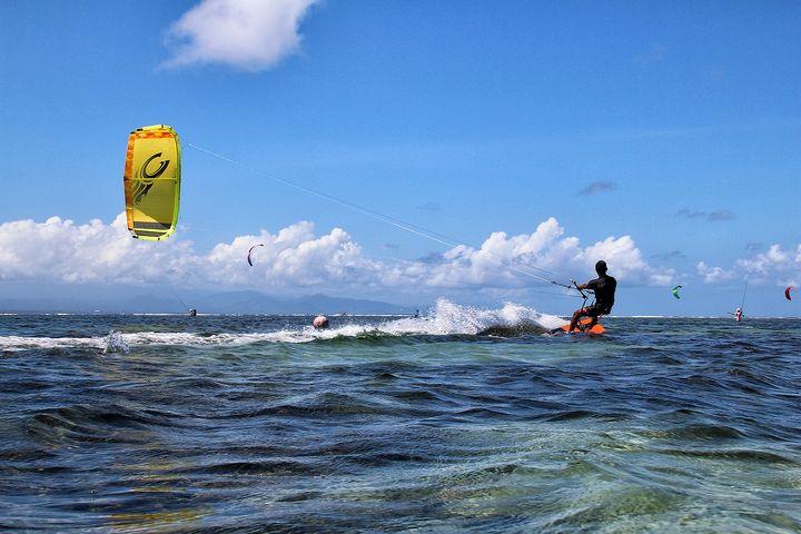 Kite Surf en la Costa del Sol