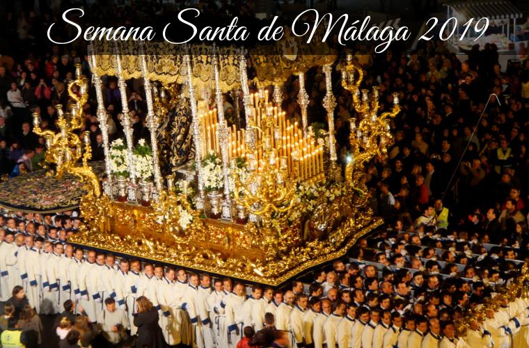 Semana Santa de Málaga 2019