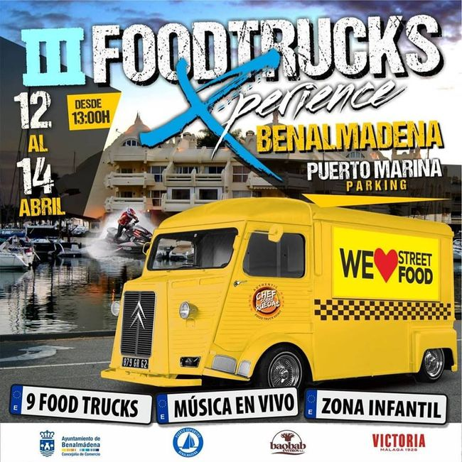 Food Trucks Benalmádena