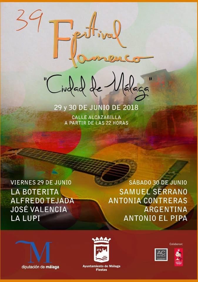 Festival Flamenco de Málaga