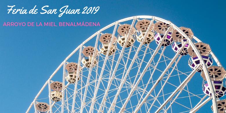 Feria de San Juan Arroyo de la Miel, Benalmadena 2019