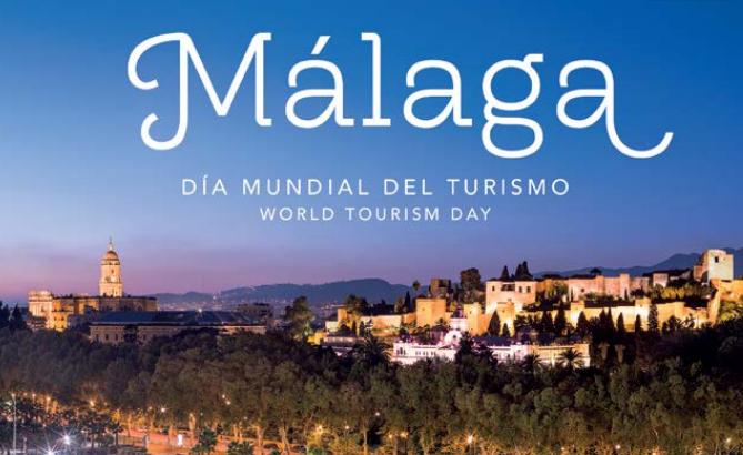 Dia Mundial del Turismo en Malaga